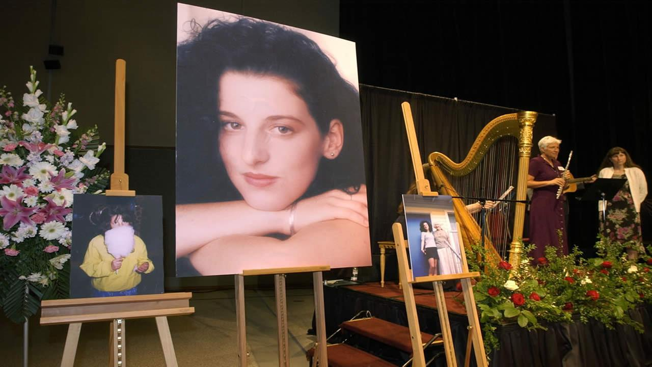 Chandra Levy memorial service.