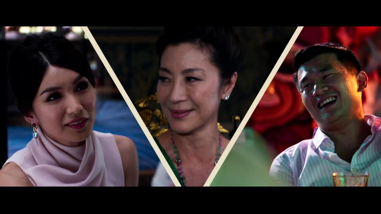 Groundbreaking romantic comedy Crazy Rich Asians topped the box office.
