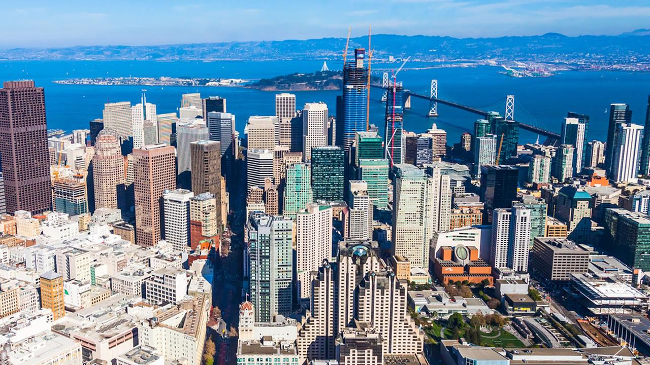 San Francisco is pictured in this undated file photo.