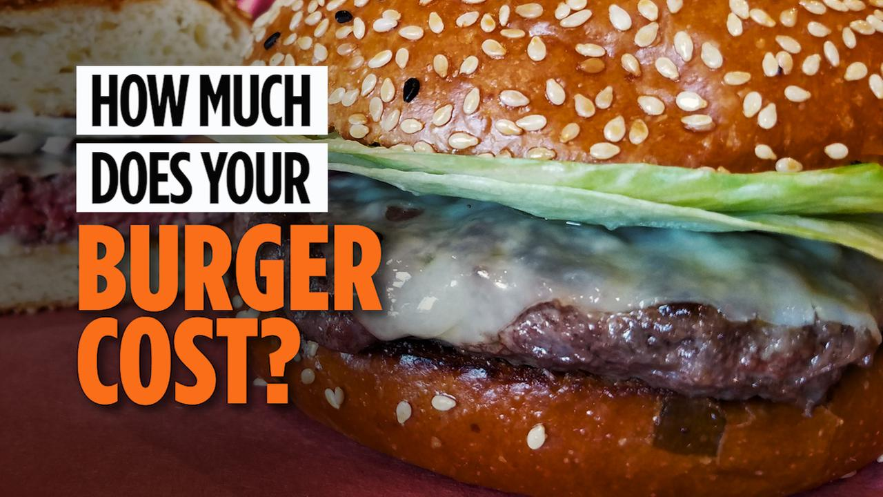 They are tasty, but cheeseburgers rank tops among the foods that generate the most polluting carbon dioxide to produce.