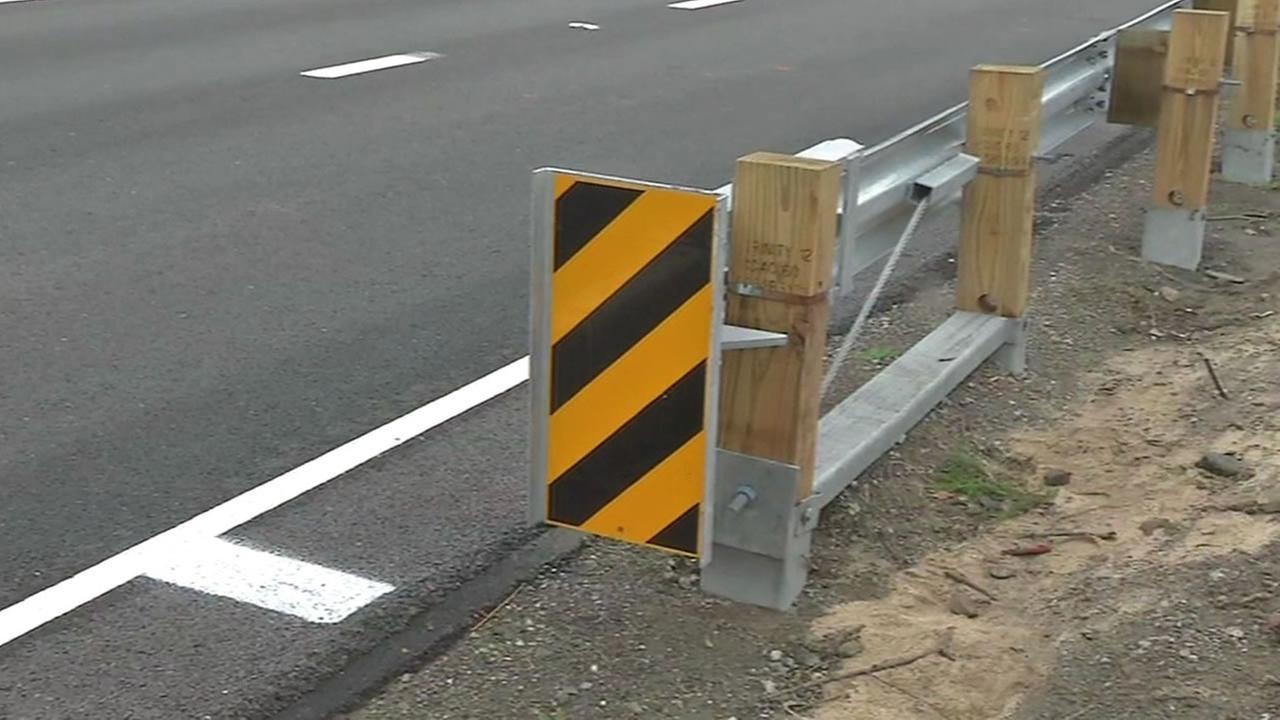 ET-Plus guardrail system