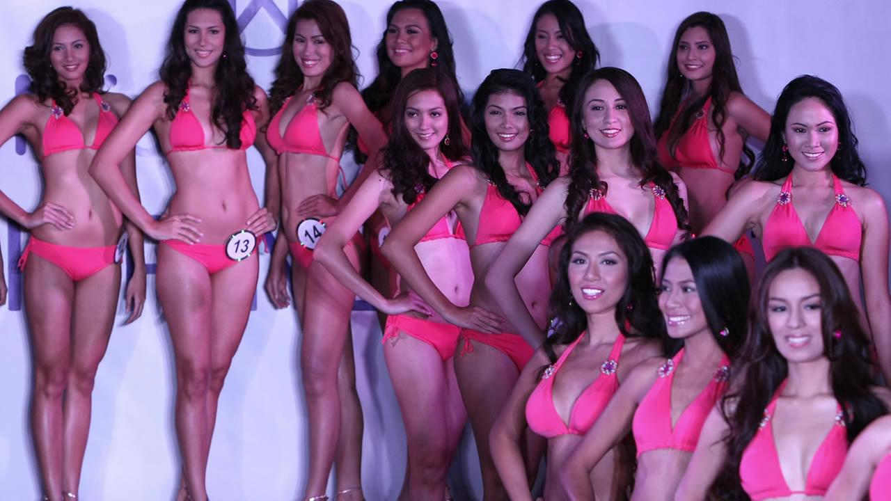 Contestants vying for the Miss World title will longer model swimsuits. (AP)