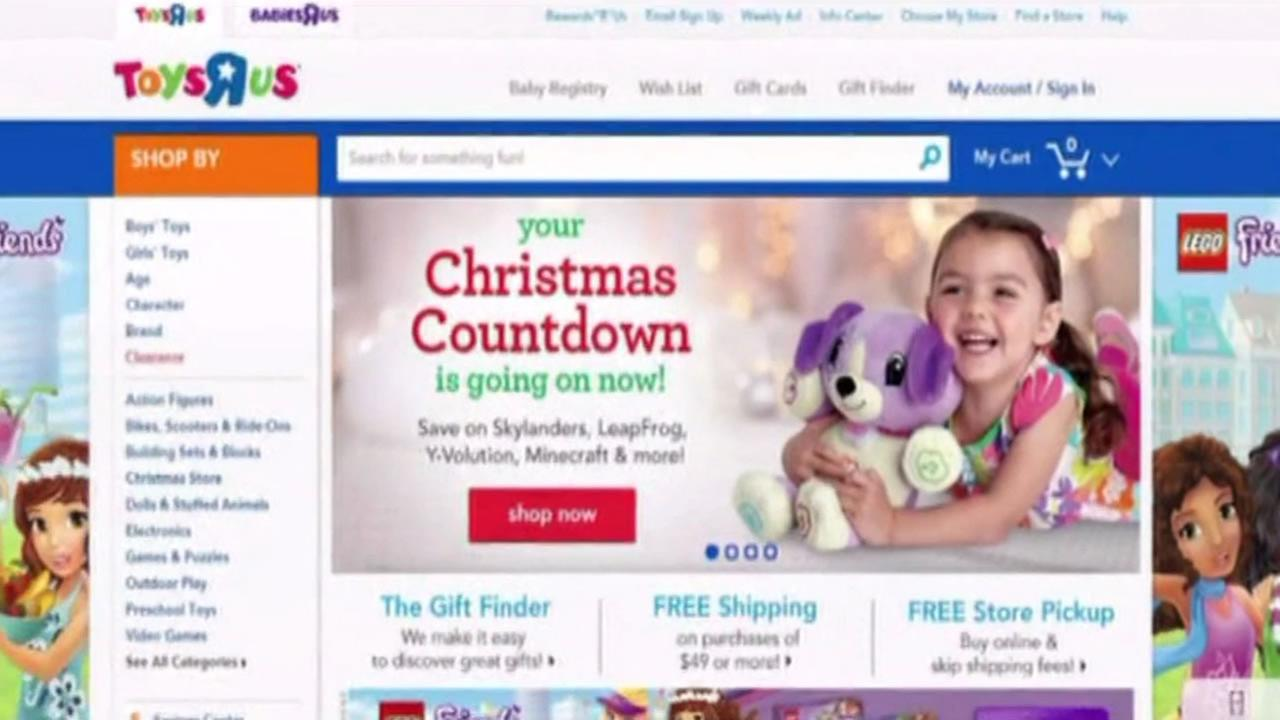 Toys R Us delivers the latest layaway letdown this holiday shopping season.