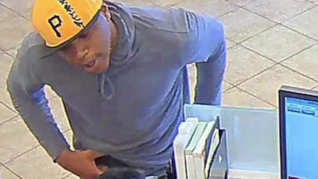 Wells Fargo offers $5,000 reward for information leading to arrest of bank robbery suspect in Union City