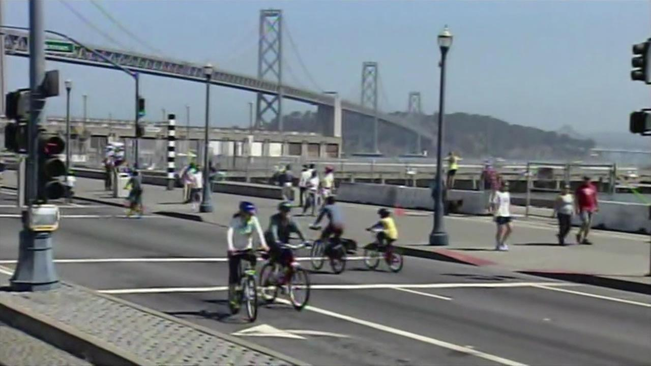 A new study ranks the healthiest places in America and the Bay Area ranks right up near the top.