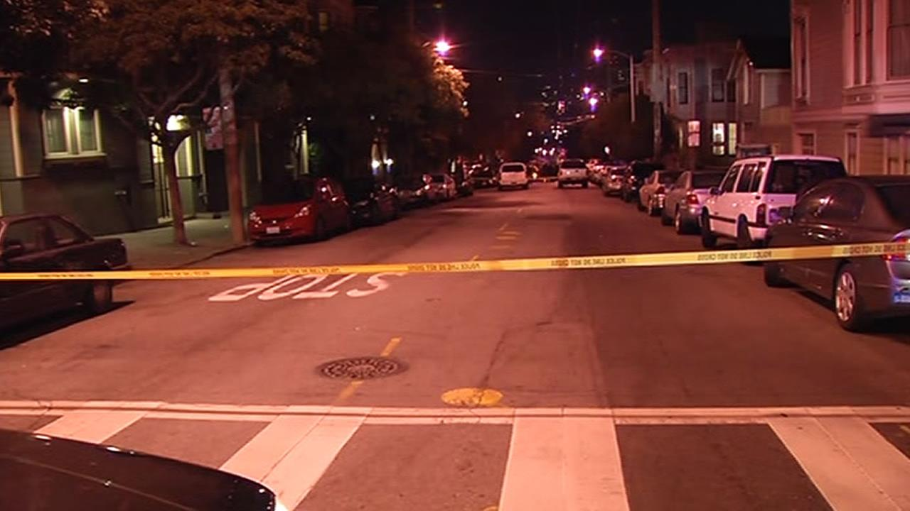 Hayes Valley shooting