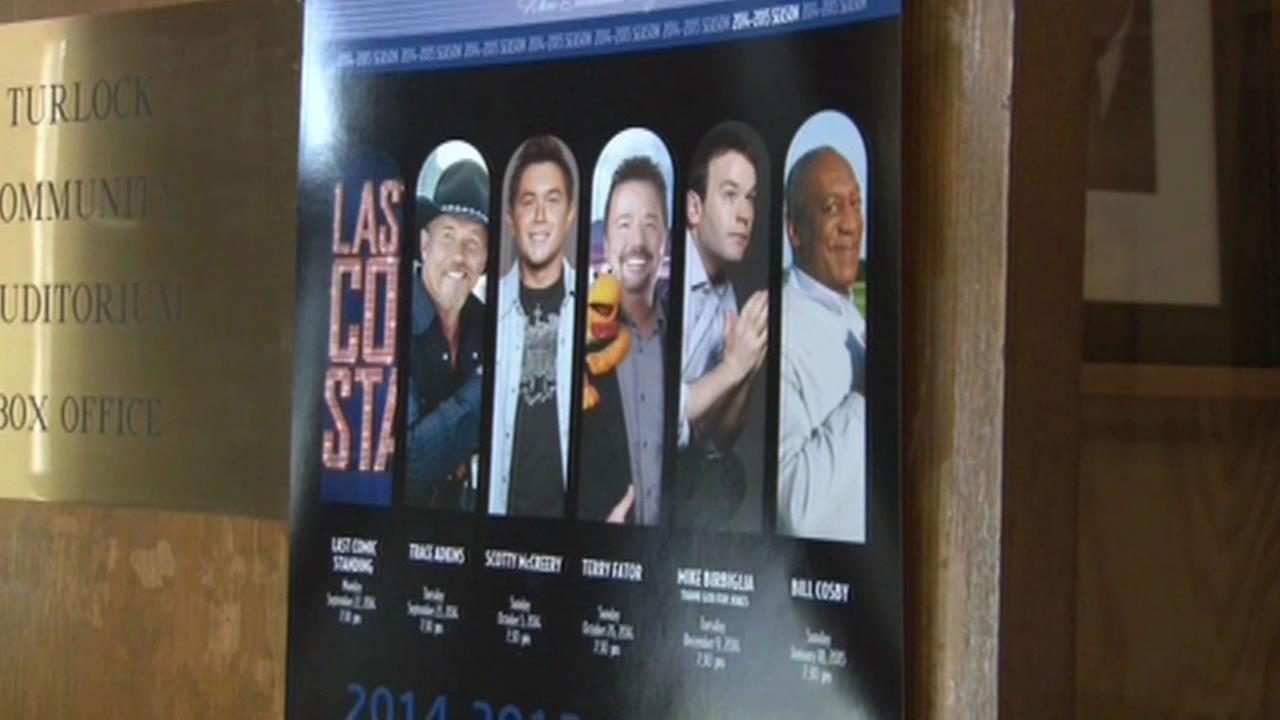 Bill Cosby will perform at the Turlock Community Theater on Sunday.