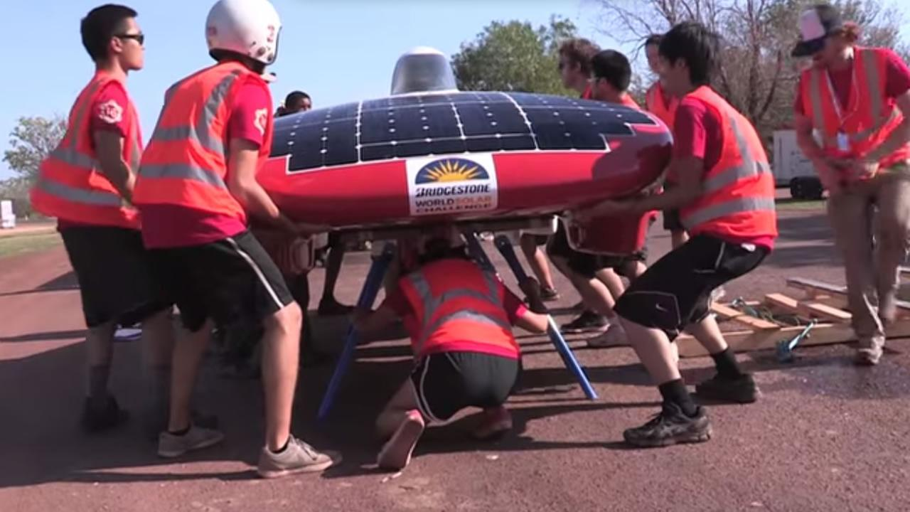 Stanford University has made a documentary highlighting its Solar Car Project which is celebrating its 25th anniversary, and its top five finish in the 2013 World Solar Challenge.
