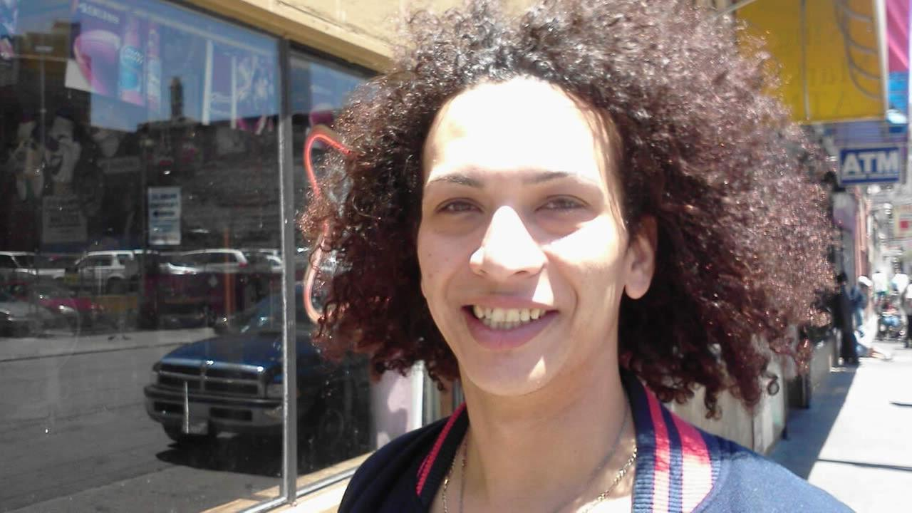 Transgender woman Taja DeJesus, 36, was killed in San Francisco on Feb. 1, 2015.