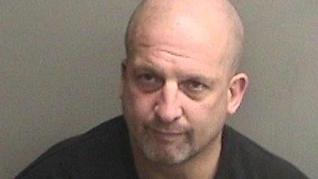Murder suspect 49-year-old Tyler Johnston