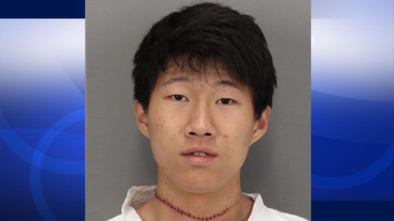 Suspect Dillon Kim