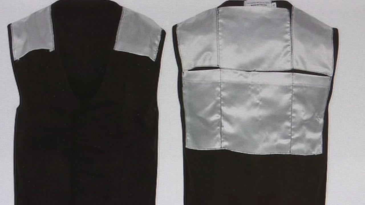 Cold Shoulder fat burning vest