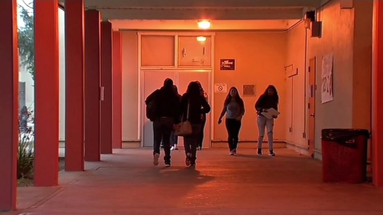 Mount Diablo High School in Concord