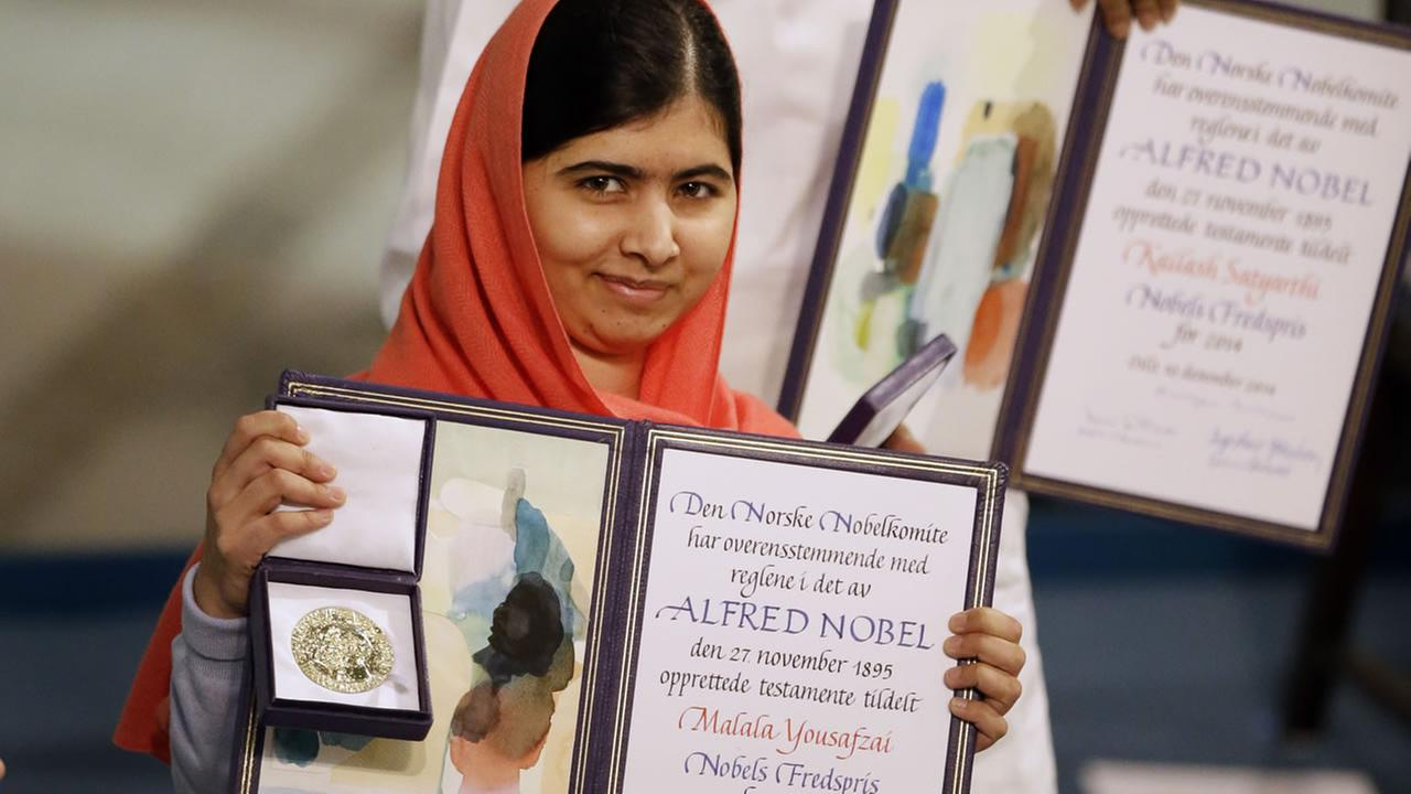 Nobel Peace Prize Winners
