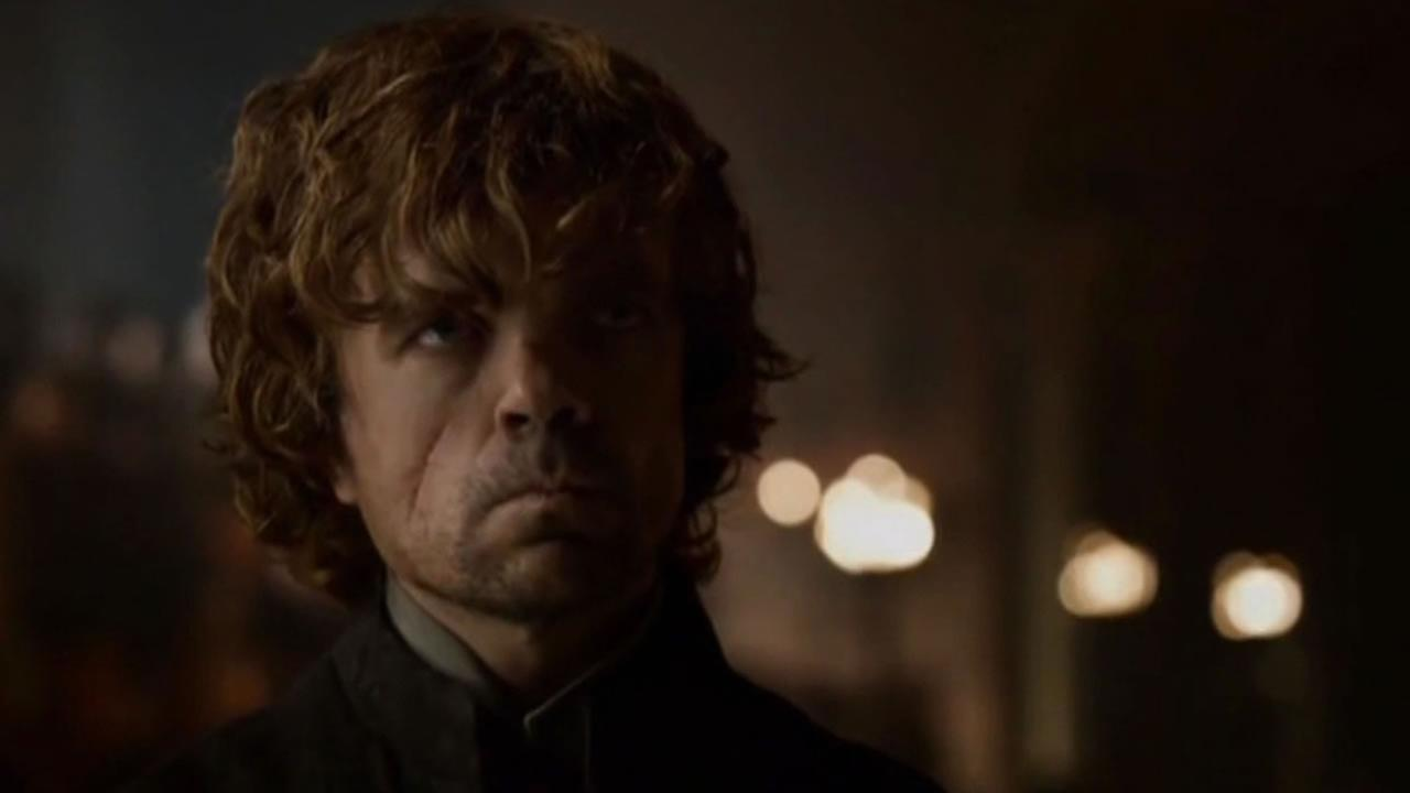 Peter Dinklage as Tyrion Lannister in HBOs Game of Thrones.