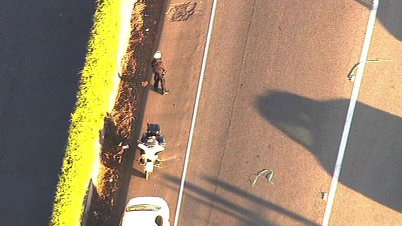 Carpool crackdown on I-880 Hayward.