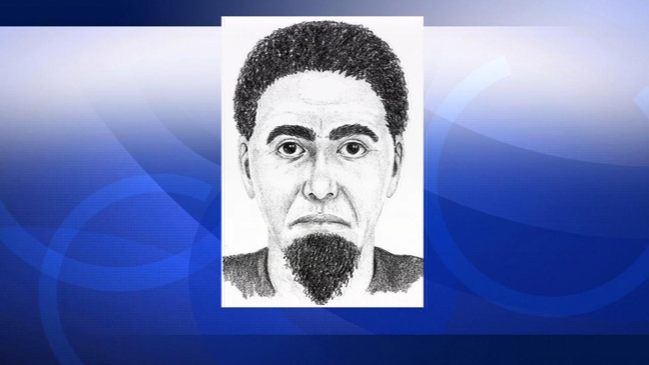 Pacifica police have released a sketch of a man they want to question for loitering around a school and offering a child a ride.