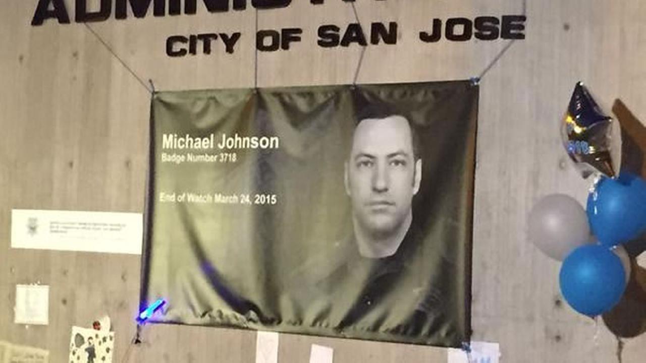 Memorial to be held for fallen San Jose officer