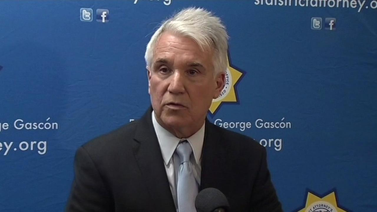 San Francisco District Attorney announced an investigation into law enforcement misconduct allegations in San Francisco on March 30, 2015.