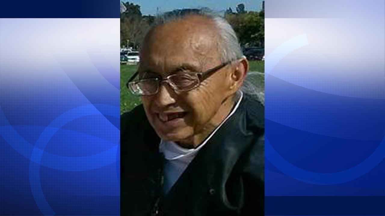 Missing Fairfield man Frank Delgado.