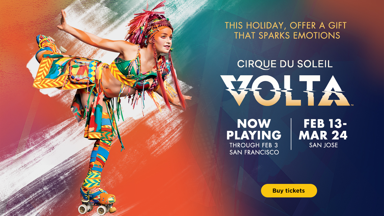 Cirque VOLTA Sweepstakes