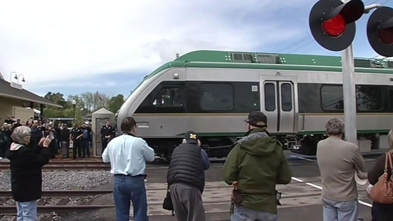Its been seven years since Marin and Sonoma County voters approved a quarter-cent sales tax to fund a 70-mile railway that will eventually link Cloverdale and Larkspur.