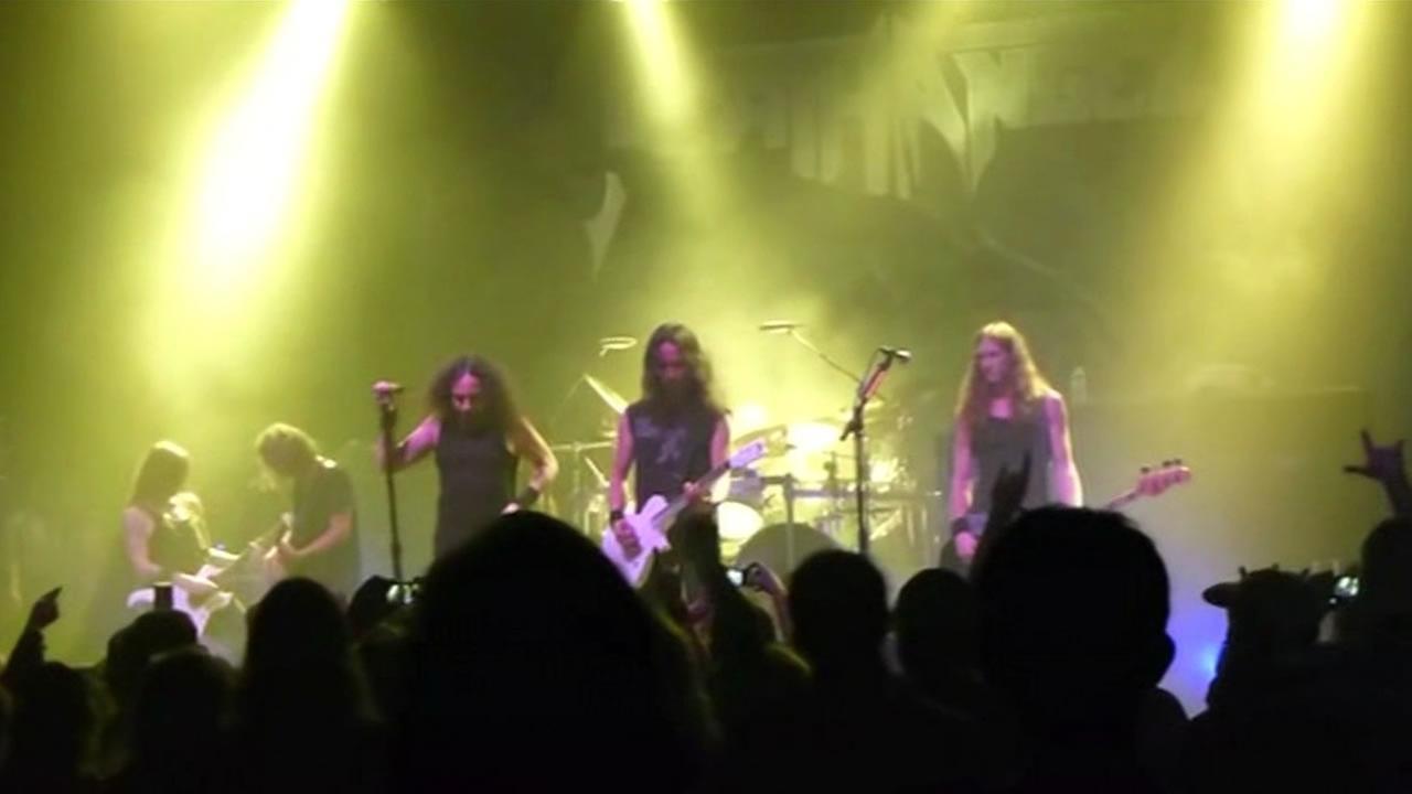 The horror heavy metal event Kirk Von Hammetts Fear FestEvil