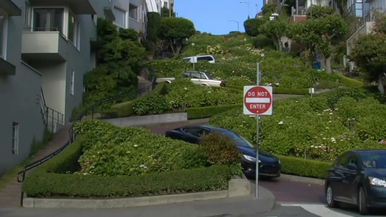 SFMTA voted Tuesday to temporarily close SFs Lombard Street four weekends during the summer