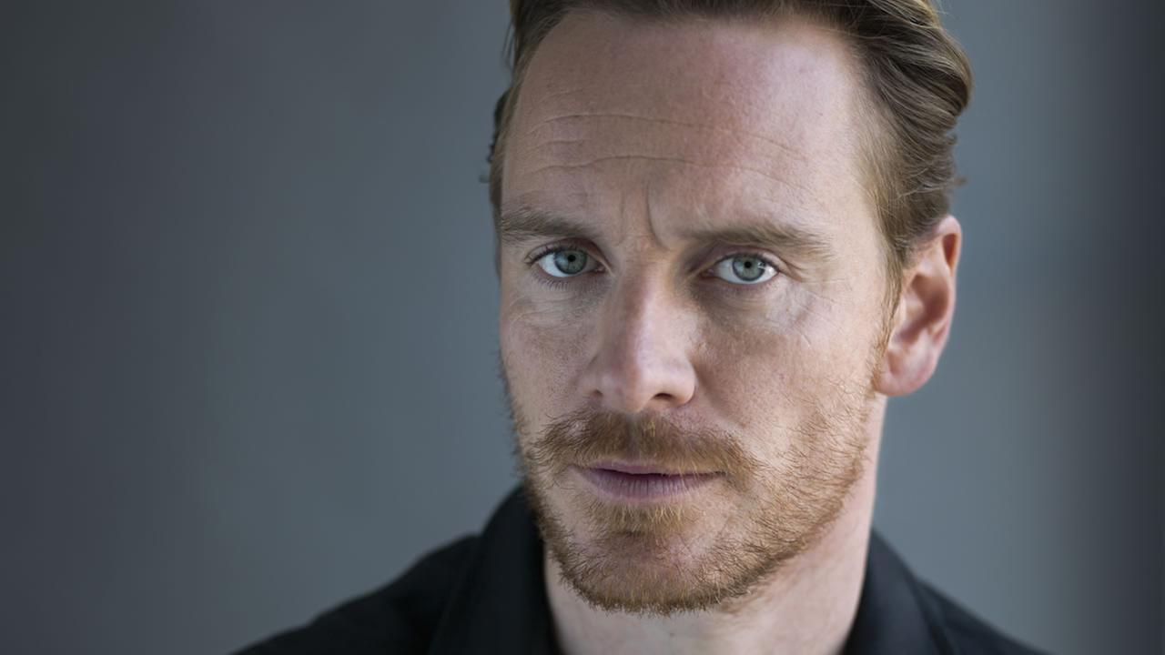 German-Irish actor Michael Fassbender