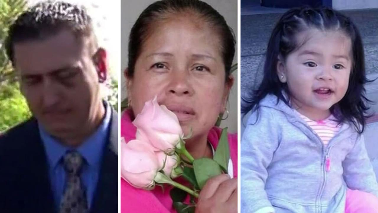 Brian Jones, 35, is accused of hitting and killing 45-year-old Esperanza Morales and her 14-month-old daughter Yulida while driving drunk in Livermore, Calif. on May 2, 2015.