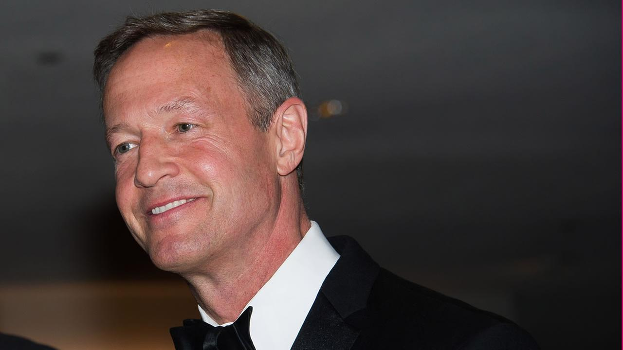 Martin OMalley attends the 2015 White House Correspondents Association Dinner at the Washington Hilton Hotel on Saturday, April 25, 2015.