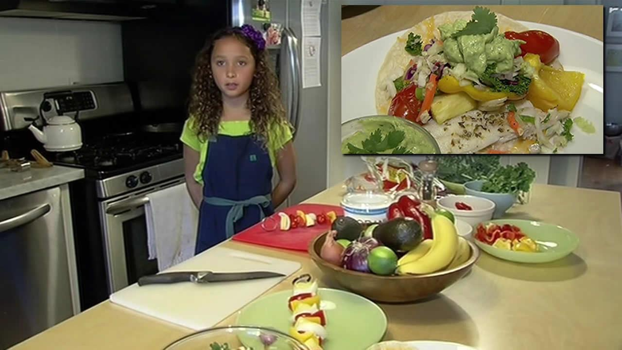 San Francisco girl wins White House Healthy Food Challenge ...
