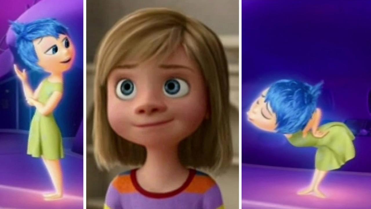 pixar consulted with uc berkeley professor dachel keltner for