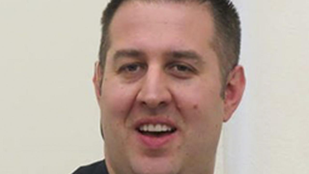 Albany Police Officer Peter OConnor.