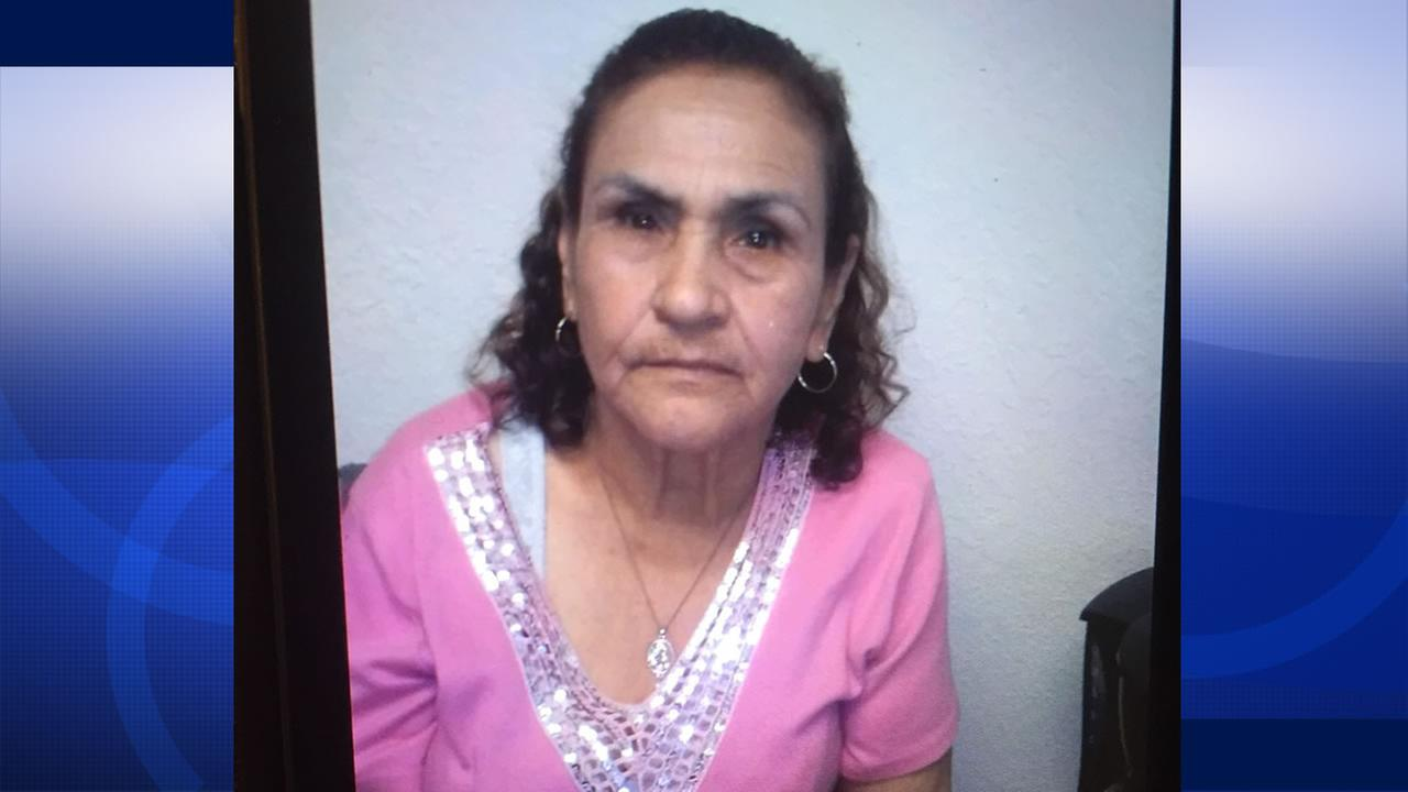 Marianna Gil-Vazquez, 72, has been located on Sunday, June 28, 2015 and is safe.