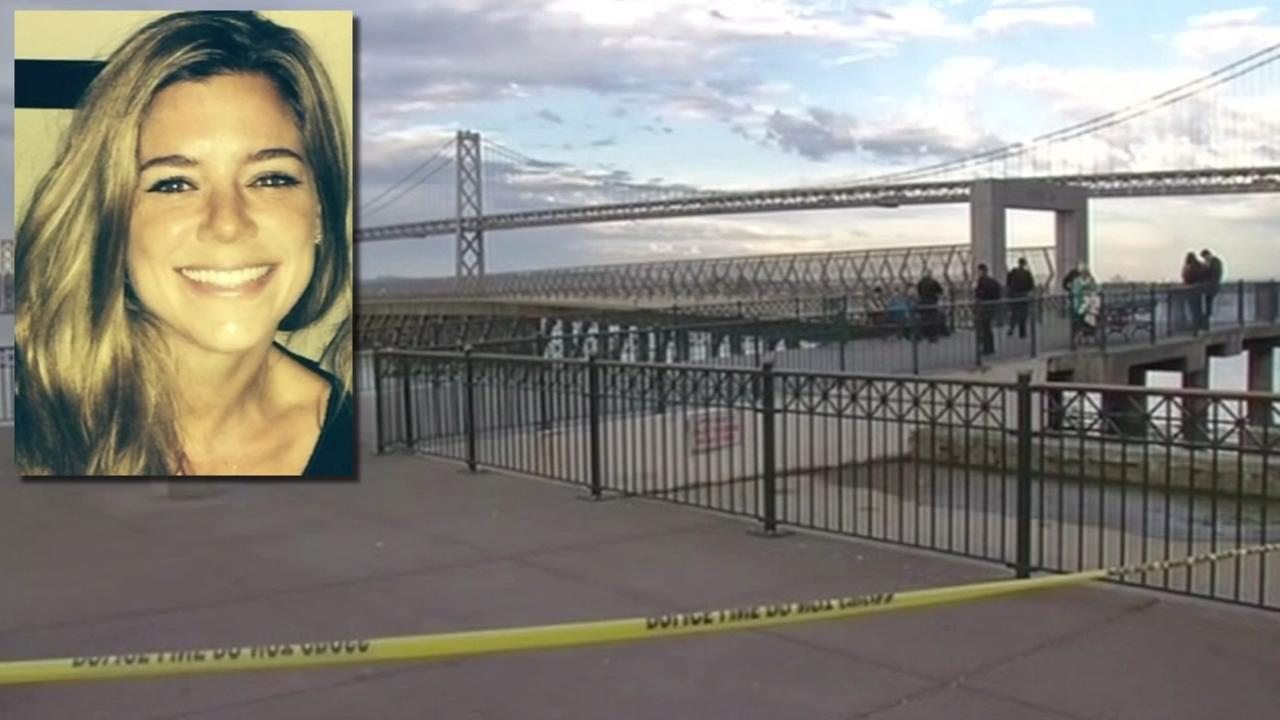 Kathryn Steinle, 32, was shot and killed at Pier 14 in San Francisco on July 2, 2015.