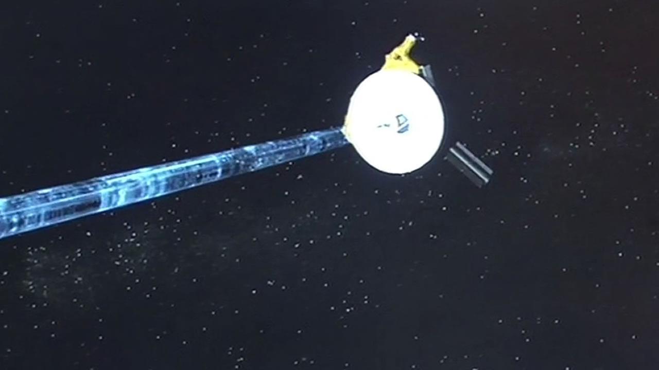 NASAs New Horizons spacecraft