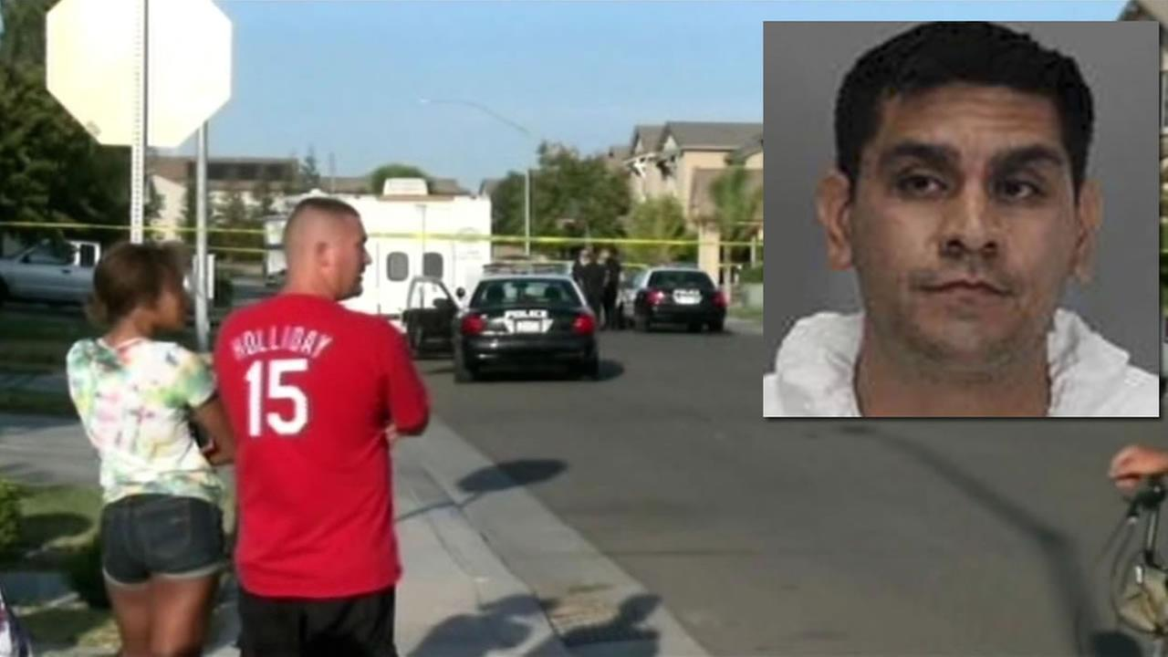 Police have arrested 30-year-old Martin Martinez in San Jose in connection with a slaying in Modesto that left five dead.