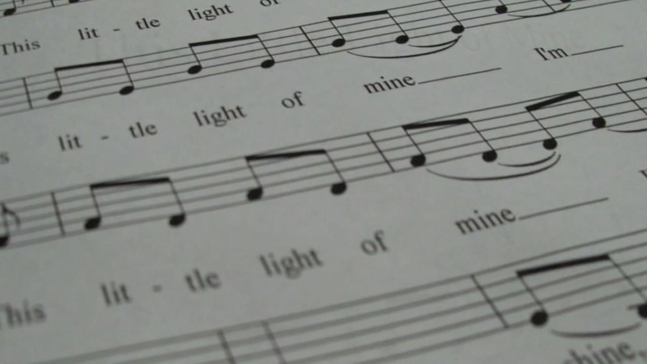 folk sheet music