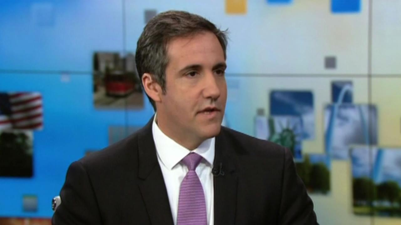 Top legal adviser to Donald Trump Michael Cohen apologized Tuesday, July 28, 2015 for controversial comments he made to a Daily Beast reporter.