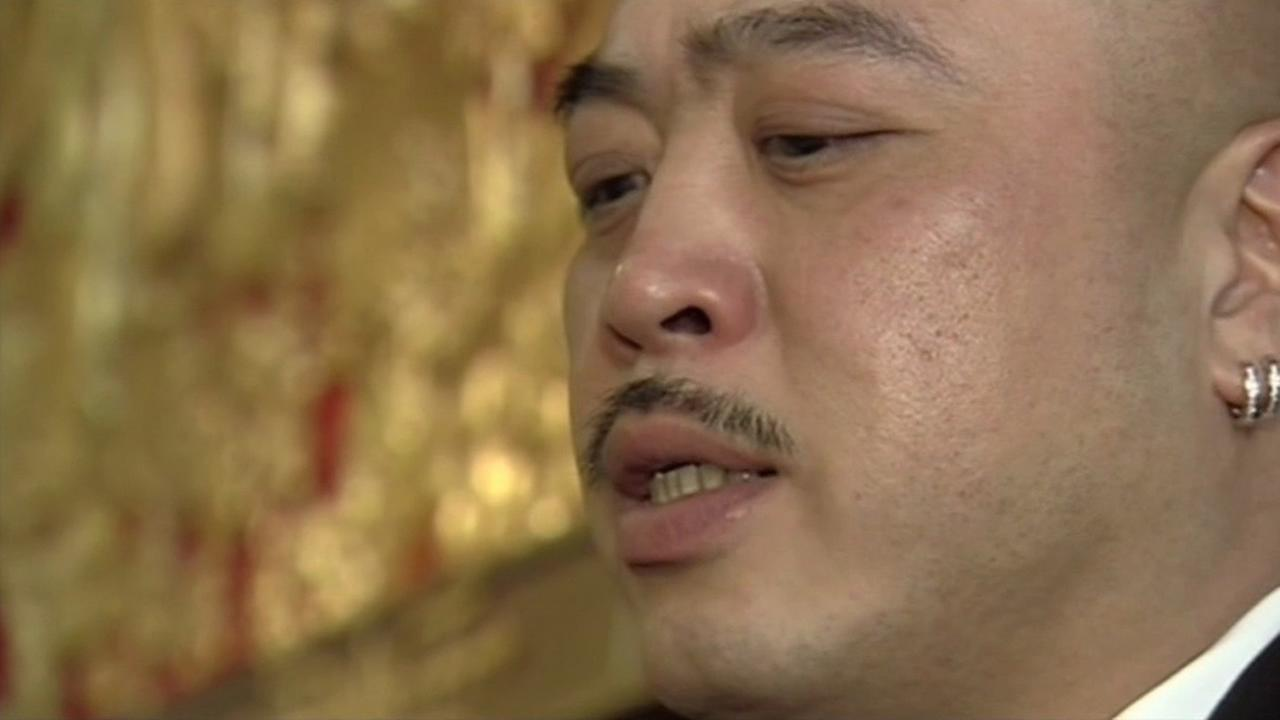 This undated image shows reputed gangster Raymond Shrimp Boy Chow, whos at the center of San Franciscos ongoing bribery and corruption case.