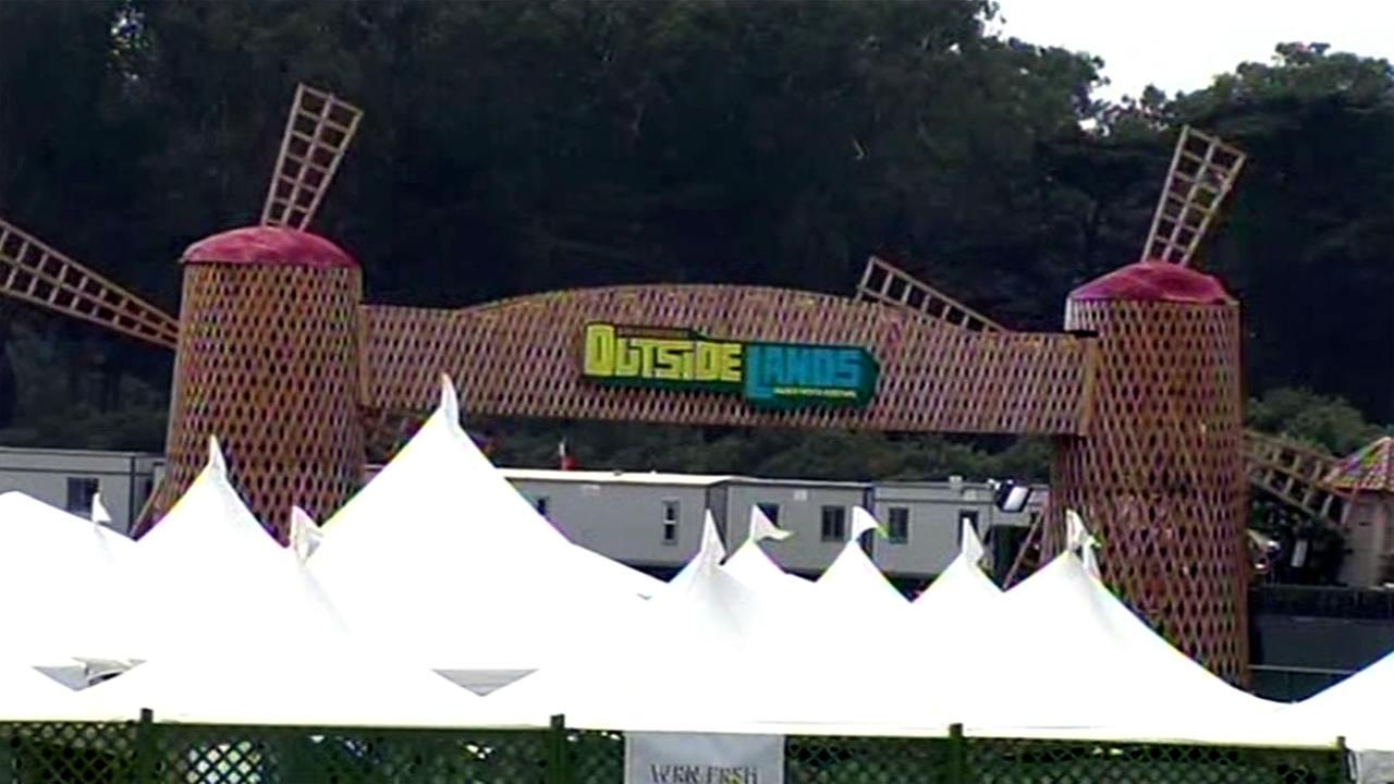 Outside Lands Music Festival begins on Friday, August 7, 2015 and continues for three days in San Franciscos Golden Gate Park.
