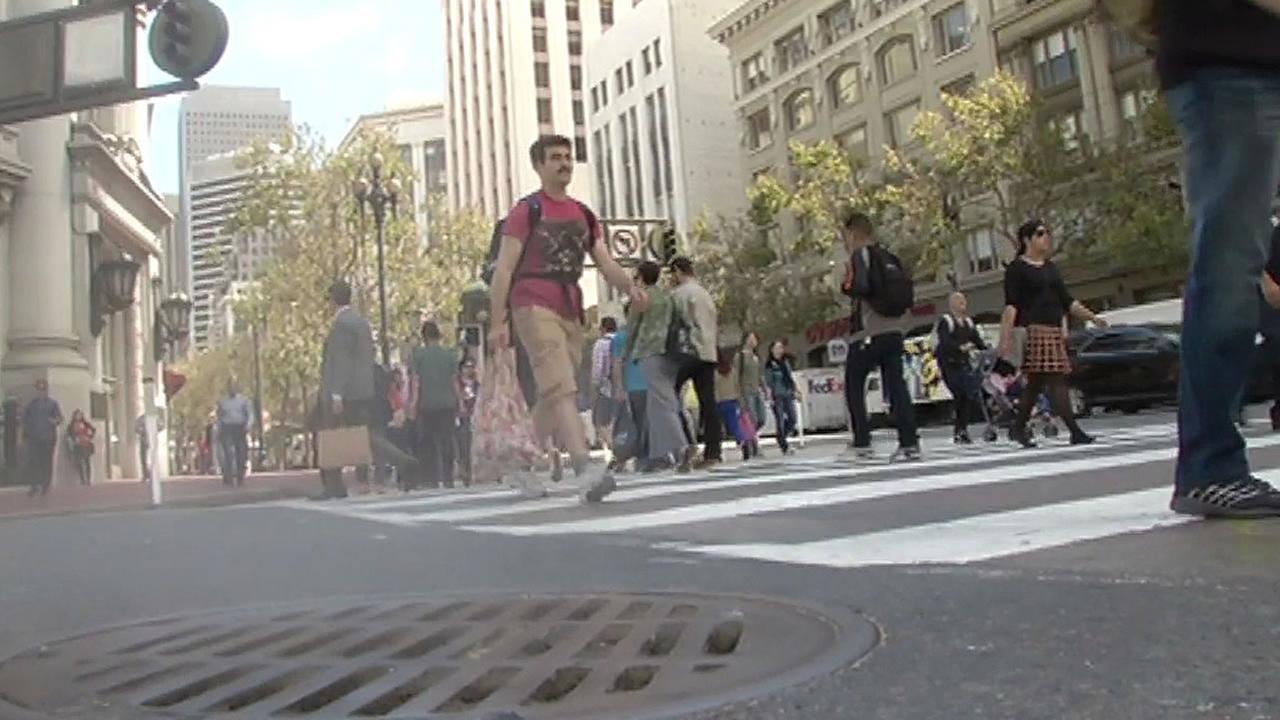 San Franciscos Market Street