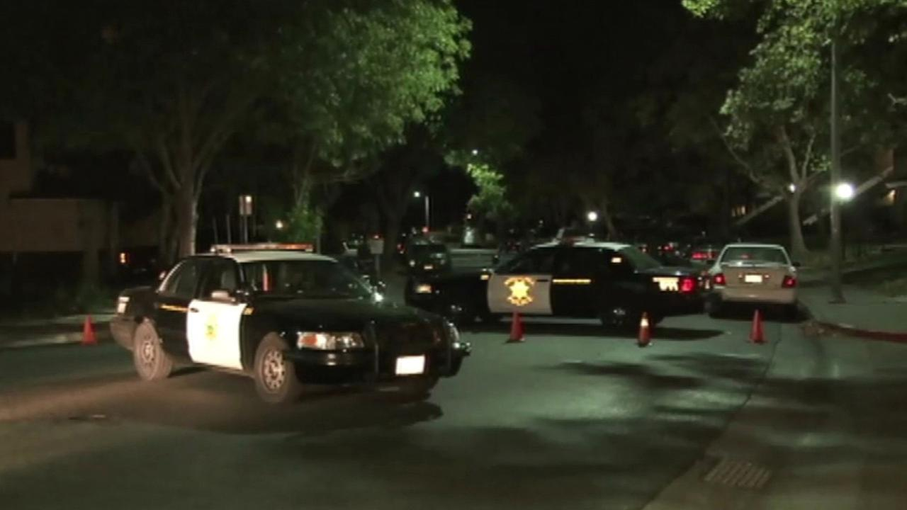 A standoff ended peacefully in Morgan Hill, Wednesday, August 12, 2015.