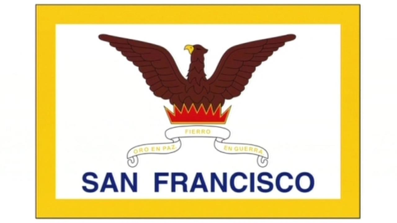 San Francisco flag