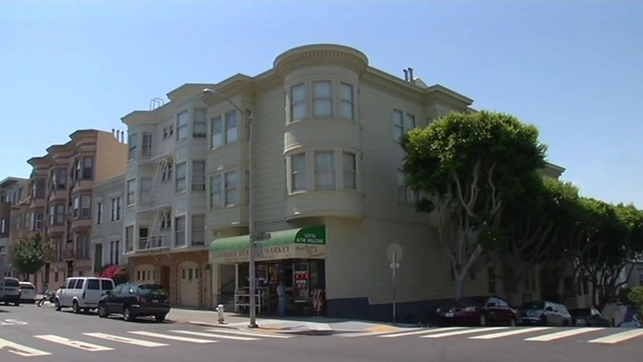 Dr. Annlia Paganini Hill inherited this San Francisco apartment building three years ago when her ailing aunt died in her 90s.