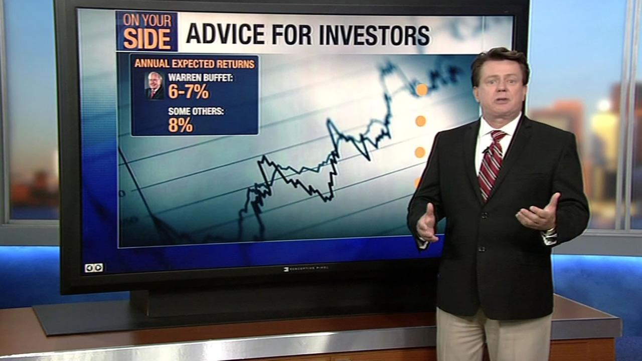 Michael Finney gives advice on how you can protect your investments on Monday, August 24, 2015.