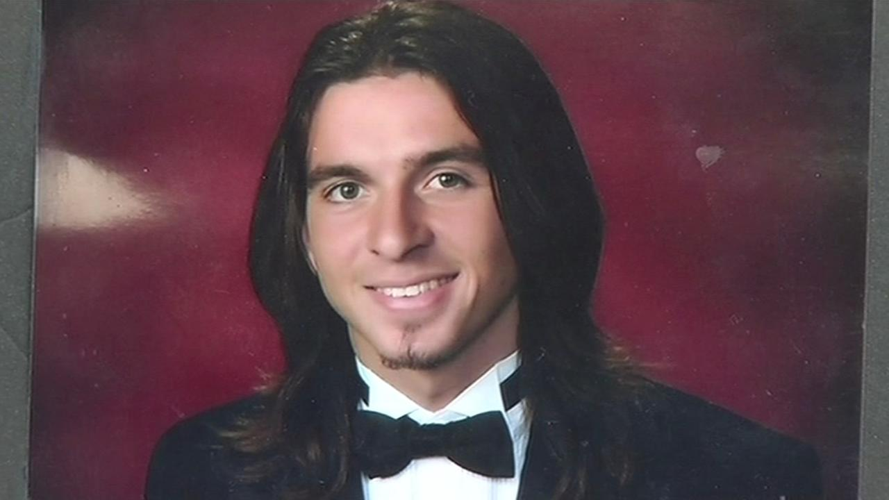 John Deming Junior of San Jose, Calif. was shot and killed by police in Pleasanton, Calif. on Sunday, July 5, 2015.