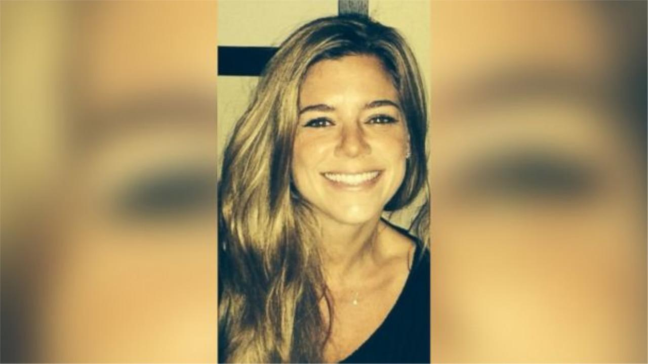 Kate Steinle, 32, was walking on Pier 14 in San Francisco with her father on Wednesday, July 1, 2015,  when she was shot dead.