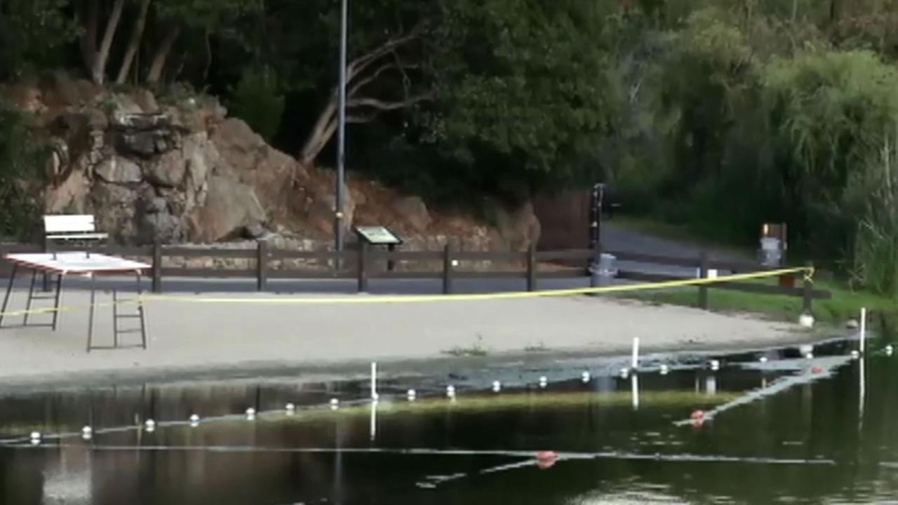 Lake Temescal closed in Oakland